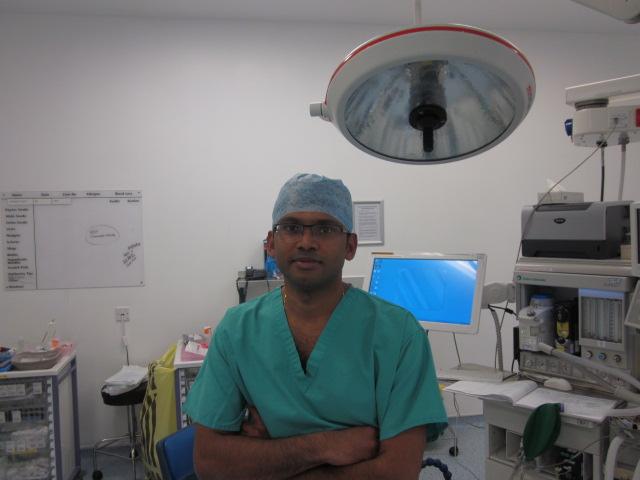 Dr V.Sujendran